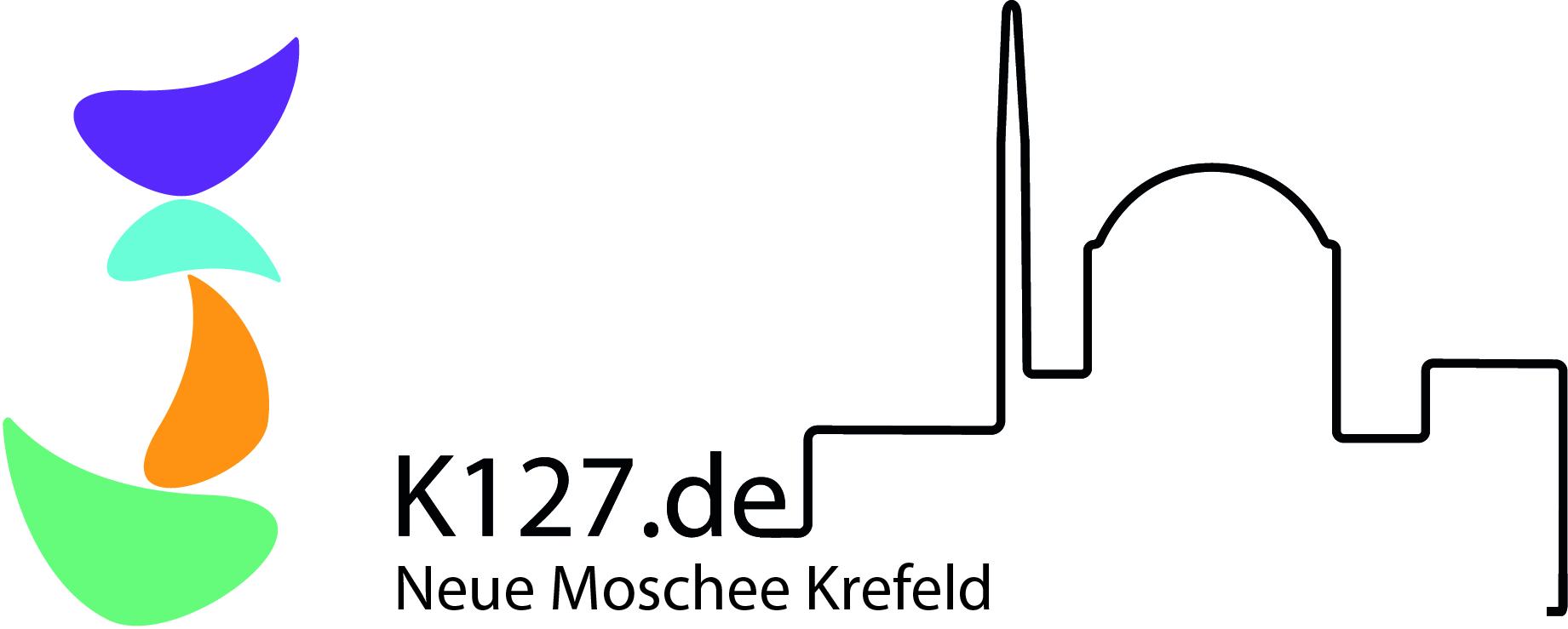 Logo Neue Moschee Krefeld, futureorg Institut